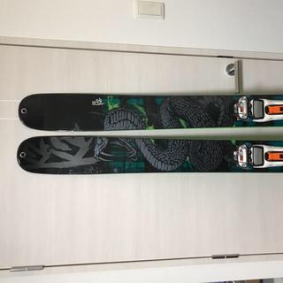 ケーツー(K2)のK2 スキー ペティター 120 パウダー用 179㎝(板)
