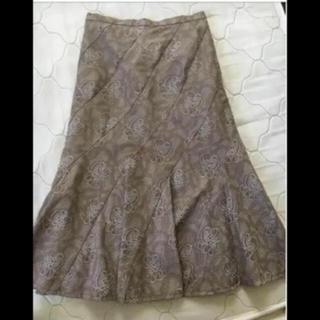 エムケーミッシェルクラン(MK MICHEL KLEIN)のMKミッシェルクラン スカート サイズ36(ひざ丈スカート)