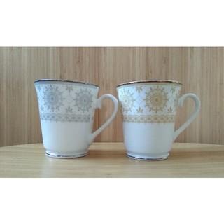 ナルミ(NARUMI)のNarumi ペアマグカップ(グラス/カップ)