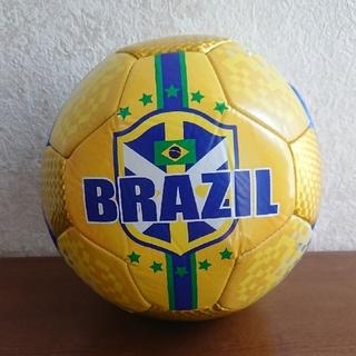建さま検討用【オマケ付き】サッカーボール ブラジル(ボール)