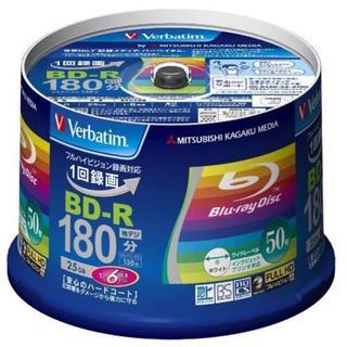 三菱ケミカルメディア Verbatim 1回録画用 BD-R VBR(DVDレコーダー)