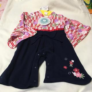 アカチャンホンポ(アカチャンホンポ)の袴オール(和服/着物)