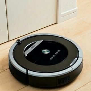 アイロボット(iRobot)のiRobot自動掃除機ルンバ870 ピューターグレー 870 【日本仕様正規品】(掃除機)