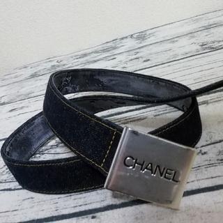 bf673c092584 シャネル ベルト(レディース)(デニム)の通販 19点 | CHANELの ...
