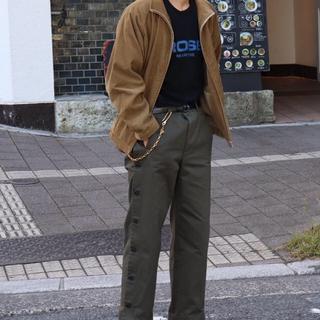 ジョンローレンスサリバン(JOHN LAWRENCE SULLIVAN)のジョンローレンスサリバン   サイドボタンパンツ(スラックス)