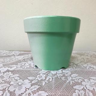 【送料込】陶器 5号植木鉢(プランター)