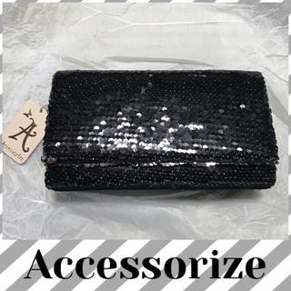 アクセサライズ(Accessorize)の✩新品✩ Accessorize アクセサライズ スパンコールショルダーバッグ(ショルダーバッグ)
