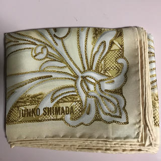 ジュンコシマダ(JUNKO SHIMADA)のJUNKO SHIMADA 大判スカーフ(バンダナ/スカーフ)