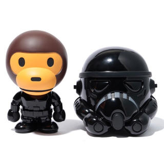 A BATHING APE - BABY MILO x STAR WARS<SHADOW TROOPER>