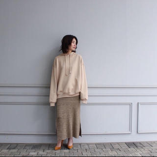 ヤエカ(YAECA)の2018a/w auralee オーラリー パーカー(トレーナー/スウェット)