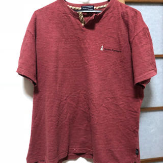 ハッシュパピー(Hush Puppies)の半袖 トップス メンズ(Tシャツ/カットソー(半袖/袖なし))