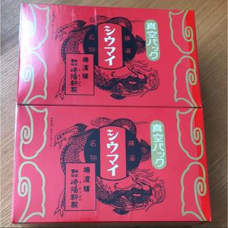 崎陽軒真空パックシウマイ 15個入り4箱(練物)