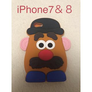 ポテドヘッド iPhoneケース
