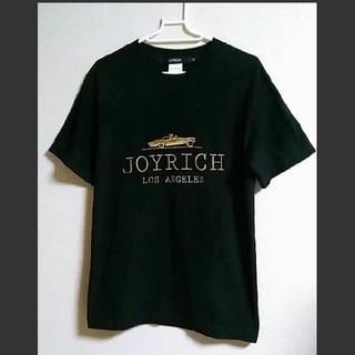 ジョイリッチ(JOYRICH)の【未使用】Sサイズ JOY RICH  ゴールドロゴTシャツ(Tシャツ/カットソー(半袖/袖なし))