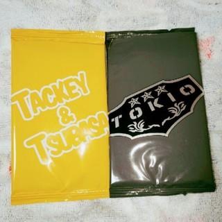 タッキーアンドツバサ(タッキー&翼)のタッキー&翼 TOKIO カード(アイドルグッズ)
