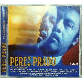 廃盤 ペレス・プラード y su オーケストラ VOL.2(ワールドミュージック)
