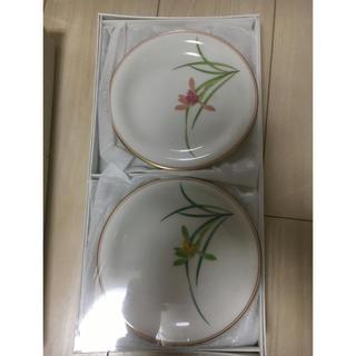 コウランシャ(香蘭社)の新品未使用☆香蘭社☆蘭色変わり☆中皿約16cm(食器)