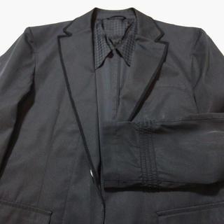 ダーバン(D'URBAN)の【即購入可】 DURBAN テーラードジャケット 黒  ダーバン(テーラードジャケット)