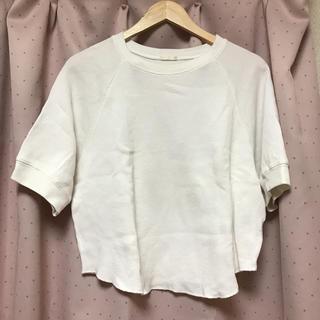 ジーユー(GU)のGU ワッフルロンT (Tシャツ(長袖/七分))