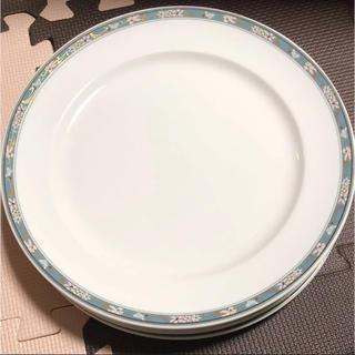 ナルミ(NARUMI)のプレート ナルミ ボーンチャイナ 5枚セット(食器)
