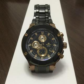 エディフィス(EDIFICE)の気まぐれ値下げ  カシオ エディフィス腕時計(腕時計(アナログ))