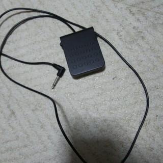 カシオ(CASIO)のサスティンペダル CASIO SP-3(電子ピアノ)