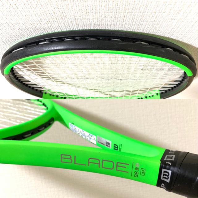 wilson(ウィルソン)のWilson BLADE CV 18×20 REVERSE G2 スポーツ/アウトドアのテニス(ラケット)の商品写真