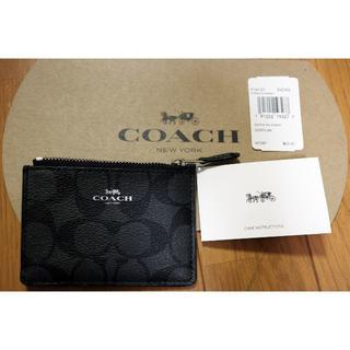 ac679f394cb6 コーチ(COACH)の❤︎COACH カードケース コインケース 小銭入れ財布 定期入れ