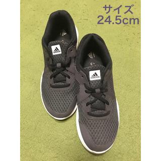 アディダス(adidas)のadidasランニングシューズ サイズ24.5(シューズ)