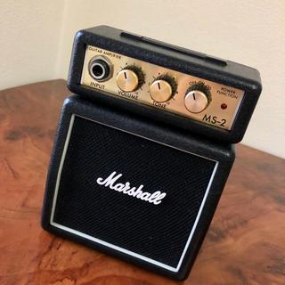 MARSHALL マーシャル ♡ MS-2 ミニアンプ(ギターアンプ)