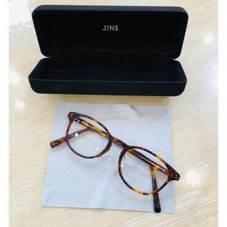 ジンズ(JINS)のJINS メンズ セルフレームメガネ (サングラス/メガネ)