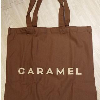 キャラメル CARAMEL オリジナル限定ショップバッグ