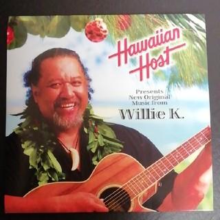 CD ハワイアン クリスマスソング  非売品