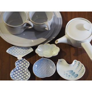 ハクサントウキ(白山陶器)のRimout ノワゼット 白山陶器  白岳窯などいろいろ 豆皿  4600円(食器)