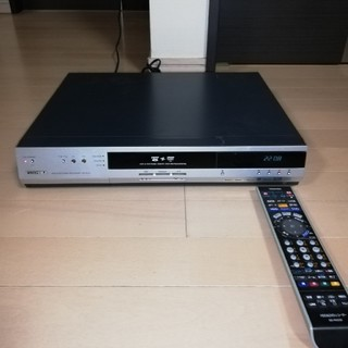 トウシバ(東芝)のTOSHIBA RD-XS43 HDD&DVDビデオレコーダー(DVDレコーダー)