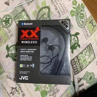 ケンウッド(KENWOOD)のJVC Bluetoothイヤホン(ヘッドフォン/イヤフォン)