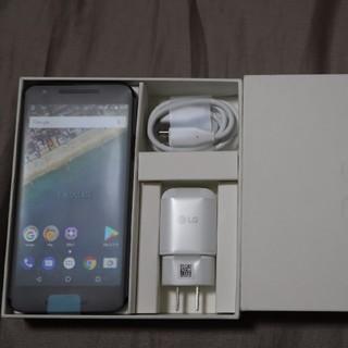 エルジーエレクトロニクス(LG Electronics)のSIMフリー Nexus5X (改造済)(スマートフォン本体)