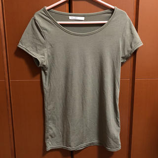 ルース(LUZ)のLUZ LINDA カーキ 半袖テイシャツ(Tシャツ(半袖/袖なし))