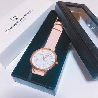 クリスチャンポー(CHRISTIAN PEAU)のChristian Paul 時計(腕時計)