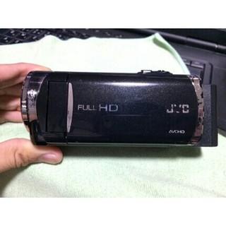 ケンウッド(KENWOOD)のJVC  ビデオカメラ GZ-E265-B(ビデオカメラ)
