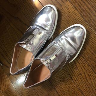 ザラ(ZARA)のZARA 靴(ローファー/革靴)