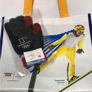 平昌オリンピック 公式グッズ 手袋(ウインタースポーツ)