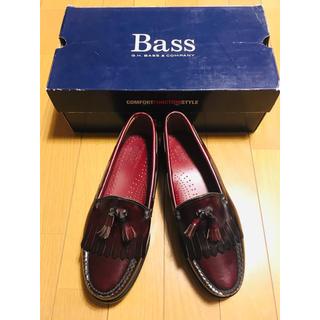 ジーエイチバス(G.H.BASS)のG.H.Bass メンズ タッセルローファー7E (スリッポン/モカシン)