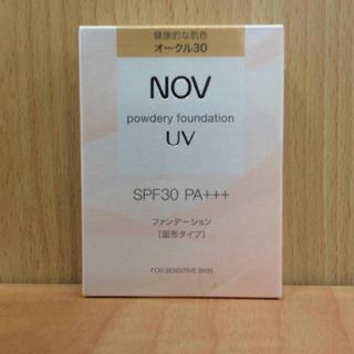 ノブ(NOV)のNOV ファンデーション オークル30(ファンデーション)