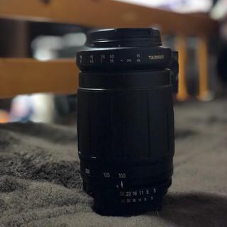タムロン(TAMRON)のタムロン100-300mm(レンズ(ズーム))