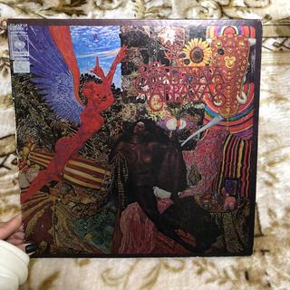 Santana  Abraxas  レコード(ジャズ)