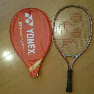 ヨネックス(YONEX)のヨネックスYONEXジュニアテニスラケット21インチ(ラケット)