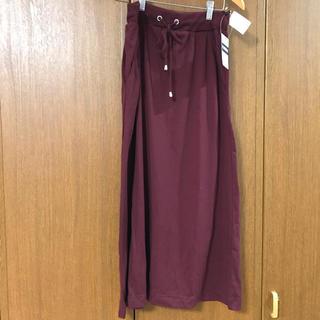 シマムラ(しまむら)のスエットタイトスカート(ひざ丈スカート)