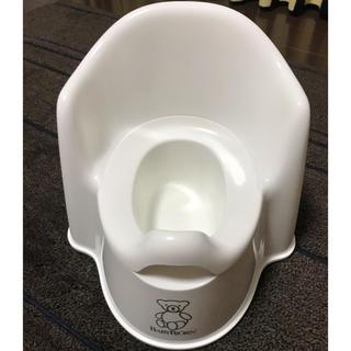 ベビービョルン(BABYBJORN)の日曜日だけお値引き  ベビービョルン 椅子型ポッティ(ベビーおまる)
