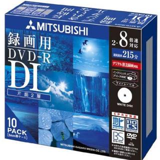 三菱ケミカルメディア Verbatim 1回録画用 DVD-R(DVDレコーダー)